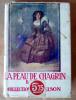 La Peau de Chagrin suivi de Le Curé de Tours; Le Colonel Chabert.. Balzac (Honoré de).