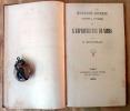 Monographie Historique Descriptive et Pittoresque de L'Amphithéâtre de Nîmes.. Boucoiran (L.).