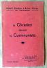 Le Chrétien devant le Communiste. Conférence.. Rousseaux (A. S.J.; Aumônier Départemental des F.F.I.).