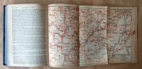 Les Guides Bleus. Auvergne et Centre. Berry-Bourbonnais-Limousin-Périgord-Quercy.. Monmarché (Marcel).