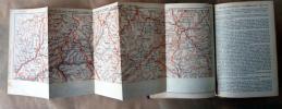 Les Guides Bleus. Cévennes. Velay-Vivarais-Rouergue-Albigeois-Gorges du Tarn-Bas Languedoc.. Monmarché (Marcel).