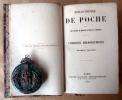 Curiosités Bibliographiques. Bibliothèque de Poche par Une Société de Gens de Lettres et d'Erudits.. Lalanne (Ludovic).