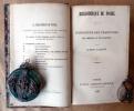Curiosités des Traditions des Moeurs et des Légendes. Bibliothèque de Poche (Paulin).. Lalanne (Ludovic).