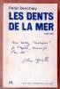 Les dents de la Mer. Tiré à part réservé aux libraires.. Benchley (Peter).