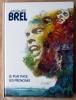 Jacques Brel. Le Plat Pays. Les Prénoms. . Collectif.