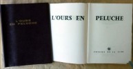 L'Ours en Peluche. Edition Originale.. Simenon.