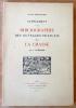 Supplément à la Bibliographie des Ouvrages Français sur la Chasse de J. Thiébaud.. Mouchon (Pierre).