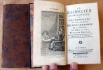 Le Bachelier de Salamanque ou les Mémoires et Aventures de Don Chérubin de La Ronda. Nouvelle édition.. Le Sage.
