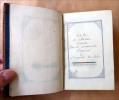 Vie de Marius traduite par M. Quevremont Professeur en L'Université De Paris.sl. Quevremont (Professeur de L'Université de Paris).