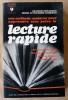 Une méthode moderne pour apprendre sans peine La Lecture Rapide.. Richaudeau (François) et Gauquelin (M. et F.).