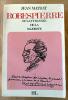 Robespierre ou la tyrannie de la majorité.. Matrat (Jean).