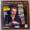 Georges Brassens. Les 4 z'arts, la tondue, le grand pan. Les Lumières du Music-Hall.. Pessis (Jacques).