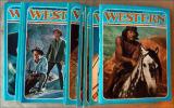 Revue Western. Le Film et l'histoire de l'Ouest. Complet du N°1 au N°17.. Collectif .