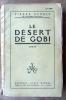 Le Désert de Gobi.. Benoît (Pierre).