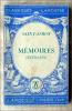Mémoires (Extraits).. Saint-Simon.