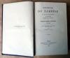 Exploration du Zambèze et de ses affluents et découverte des lacs Chiroua et Nyassa... 1858-1864.. Livingstone (David et Charles).