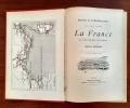 Autour de la Méditerranée     Les Côtes Latines     La France     (De Port-Vendres à Vintimille)     par  Marius Bernard     145 ...