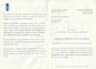 Lot de Cartons d'Invitation pour 4 expositions de collaborations Photos/Peintures de Yann Romain, avec la participation de Paëlla Chimicos, Yves ...