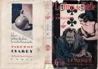 Le Trois de Trèfle. ( Couverture verte et complet de la jaquette  ).. ( Collection du Masque ) - Valentin Williams - M. Vauxelle.