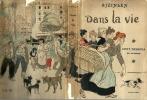 Dans la vie. Cent dessins.. ( Dessin ) - Alex.Steinlen - Camille de Sainte-Croix.