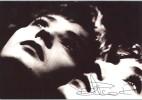 """Carte postale """" Scène de vie """" dédicacée par Patricia Kaas. . ( Chanson Française ) - Patricia Kaas."""