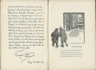 Dans la Rue. Poèmes et Chansons choisis, avec quelques souvenirs d'Aristide Bruant pour servir de Préface. Nouvelle édition.. ( Argot ) - Aristide ...