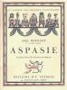 Aspasie.. Abel Hermant - Maurice De Becque.