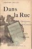Dans la rue, chansons et monologues.. ( Steinlen ) - Bruant Aristide.