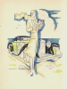 L'Auto par Pierre Benoit. Guides Utiles à ceux qui veulent vivre le Belle Vie. ( Rare tirage numéroté sur japon ).. ( Automobile ) - Pierre Benoit - ...