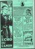 L'Echo du Canon n° 2: Revue en micro-tirage, dédiée à l'univers de Sherlock Holmes... ( Sherlock Holmes- Pastiches ) - Marc Madouraud - Philippe ...