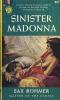 Sinister Madonna.. ( Littérature en Anglais ) - Sax Rohmer.
