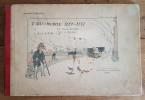 Album Carlègle : L'Automobile 217-UU. . ( Dessin ) - Charles Émile Egli dit Carlègle - Edmond Cuénoud.