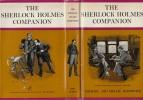 The Sherlock Holmes Companion. ( Avec belle dédicace autographe, signée, de Michael Hardwick à John Barnes, qui fut un des plus renommés historiens ...