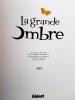 La Grande Ombre, tome 1 : Arcan. ( Tirage de tête avec 2 ex-libris numérotés et signés ). (  Bande dessinée ) - Christian Gine