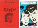 Ciao Poupée ! ( Portfolio de 8 cartes postales ). ( Bandes Dessinées ) - Walter Minus.