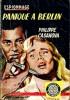 """Magnifique Gouache originale, signée, réalisée par Jef de Wulf pour une couverture de la série """" Espionnage """", publié chez l'Arabesque.. ( Pin-Up - ..."""