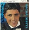 Disque 45 tours dédicacé par Sacha Distel.. ( Disques - Musique ) - Sacha Distel.
