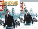 Péril sur Chinatown. ( Dédicacé ).. ( Bob Morane ) - Guy Bonnardeaux - Henri Vernes.