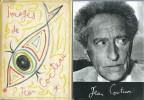 Images de Jean Cocteau avec jaquette illustrée inédite, tirée en lithographie et bonus.. Jean Cocteau - Collectif.