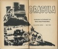 Dracula. New ! The Great Horror Classic illustrated in Comic Book Form !.. ( Dracula - Stoker Bram ) - Christopher Lee - Alden McWilliams - Otto ...
