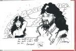 Une Aventure de Don Murphy, tome 3 : Veuve Noire. ( Tirage numéroté, limité, dédicacé + dessin original ).. (  Bande dessinée ) - Durox - Pagess
