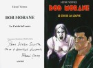 Le cri de la louve. ( Dédicacé ). ( Bob Morane ) - Henri Vernes.