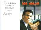 Chambre 312. ( Dédicacé ). ( Bob Morane ) - Henri Vernes.