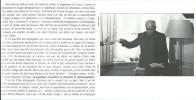 Falsifications, Exposition. ( Dédicace de Louis Aragon ).. Louis Aragon - Gianstefano Burattoni - Jean-Louis Rabeux - Daniel Sallenave