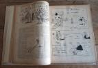 """A Coups de Baïonnette - Collection """" La Baïonnette """", volume 10. . ( Revue La Baïonnette  ) - Chas Laborde - Léo Larguier - Marcel Hervieu - Maurice ..."""