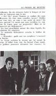 Vidocq d'après le scénario original de Georges Neveux. Adaptation de Pierre Castex. ( Dédicacé par Georges Neveux à Gilbert Guilleminault ). ( Serge ...