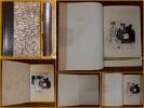 SUITES d'EAUX-FORTES pour LES HEURES DE LA FEMME A PARIS. . Pierre Vidal (1849-1929). Graveur à l'eau forte et illustrateur. - Attaché au cabinet des ...