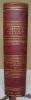 CHEMIN DE FER DE LYON  A LA MEDITERRANEE. Documents officiels et rapports aux assemblées générales 1851 - 1857. Recueil factice de 8 brochures. 1) Loi ...