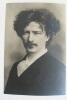 Original portait-photograph. Silverprint postcard (12,8 x 8,5 cm). Edition : Art Moderne, Lausanne. No date. . PADEREWSKI (Ignacy) - PHOTOGRAPHIE - ...