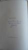 L'école des ménages. Tragédie bourgeoise en cinq actes et en prose. Précédée d'une lettre par le Vte de Spoelberch de Lovenjoul. Edition originale, ...